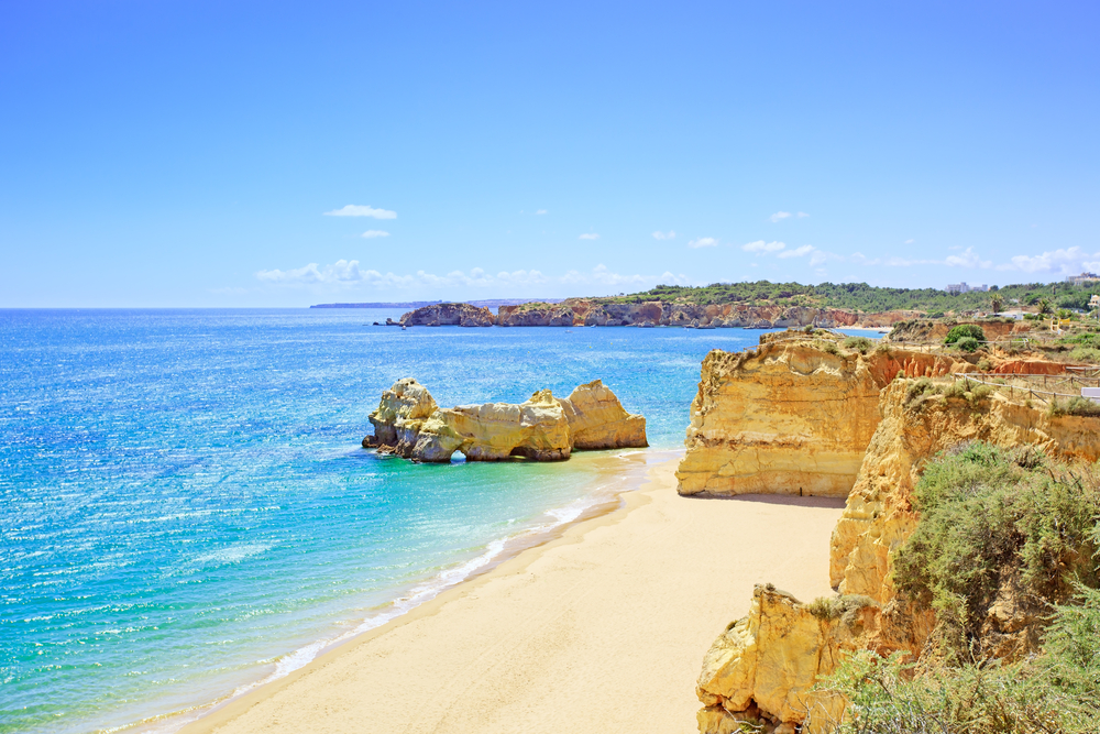 Top 5 beach holidays in Portugal
