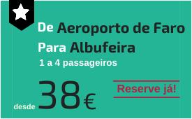 Aeroporto de Faro para Albufeira