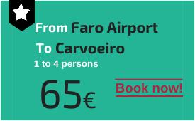 Faro Airport to Carvoeiro