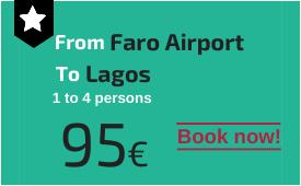 Faro Airport to Lagos