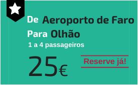 Aeroporto de Faro para Olhão