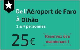 Aéroport de Faro à Olhão