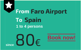 Faro Airport to Spain