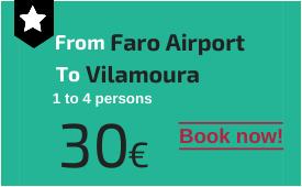 Faro Airport to Vilamoura
