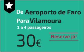Aeroporto de Faro para Vilamoura