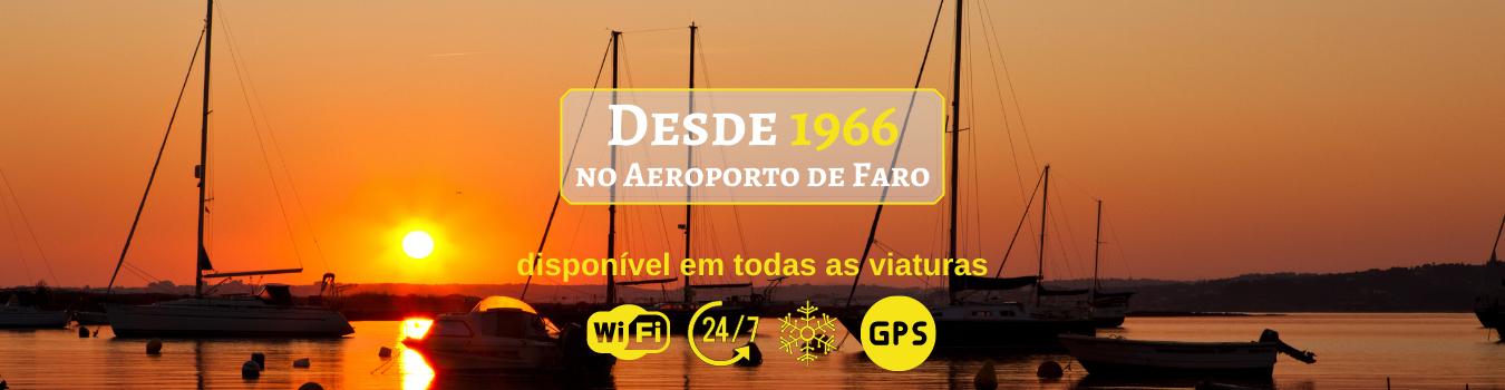 Transfers privados no Aeroporto de Faro por Táxi Transfers Pinheiro