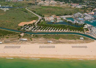 Vilamoura Marina and Beach